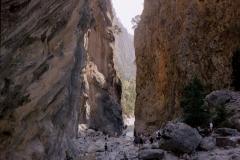 Samarian Gorge