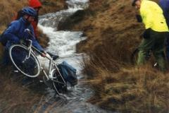 Crossing Avon Claerwen
