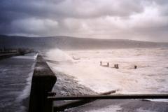 Rough Seas at Barmouth