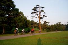 Bradgate Park at 0600hrs