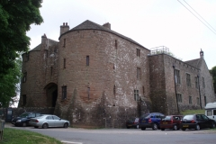 St.Briavels Castle was built as a hunting lodge for King John