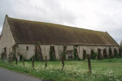 15th Century Tythe Barn, Hartpury