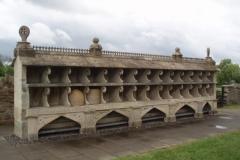 19th Century Beehive rack, Hartpury