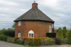 Octagonal House at Catton, Walton-on-Trent