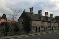 17th Century Alms Houses, Ashbourne