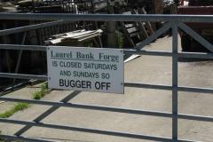Laurel Bank Forge, Claybrooke Parva