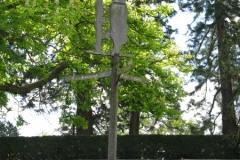 Bear & Ragged Staff signpost in Fenny Compton