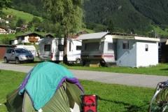 Camping in Gaschurn