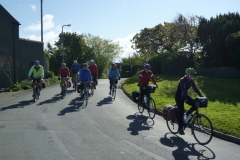 Setting off from Seaton