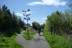 Cleator Moor Cycle Path