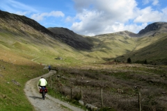 Ennerdale Track to Black Sail Hut