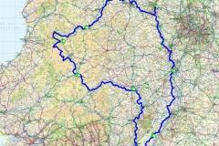 Severn-Wye Map