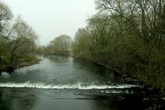 River Severn, Lower Leighton, Welshpool