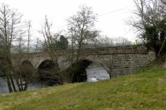 Aberbechan Bridge, River Severn