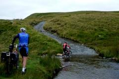 Crossing River Claerddu