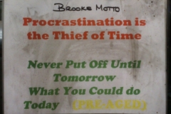 Motivational managment is not a new idea