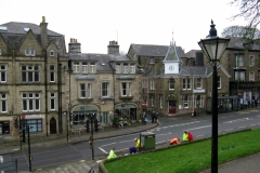 Lunch in Buxton
