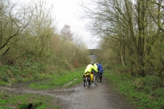 Longdendale Trail at Padfield