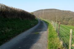 Near Abbeycwmhir