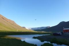 2300hrs at Isafjordur