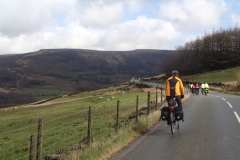 Climbing out of Glossop