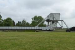 The original Pegasus Bridge
