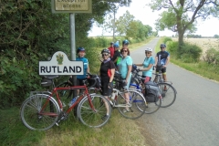 Into the county of Rutland
