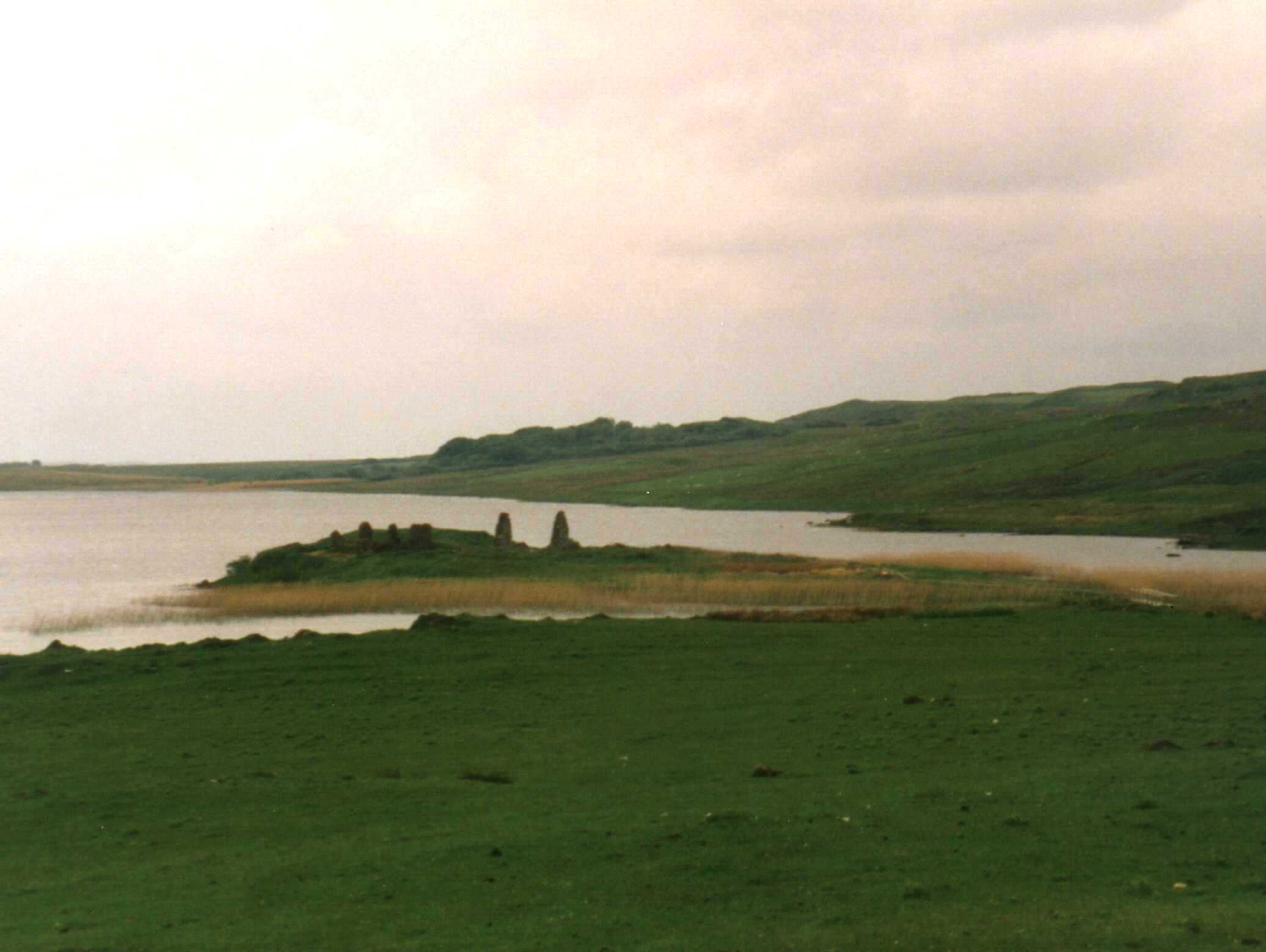 Finlaggan, Islay