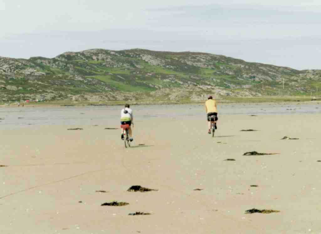 Crossing to Oronsay